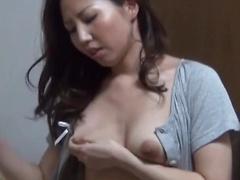 Polishing Her Knob